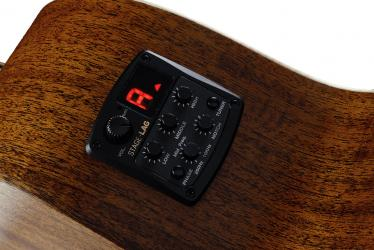 Электроакустическая гитара Lag Tramontane 177 T177J12CE